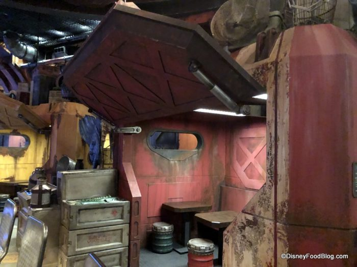 Photo Tour Of Docking Bay 7 Food And Cargo In Star Wars