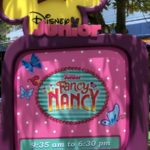 FIRST LOOK at Fancy Nancy Meeting Guests at Disney's Hollywood Studios!