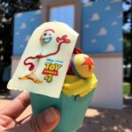 """I Am Not A Toy!"" It's the NEW Forky Cupcake at Disney's All Star Movies Resort!"