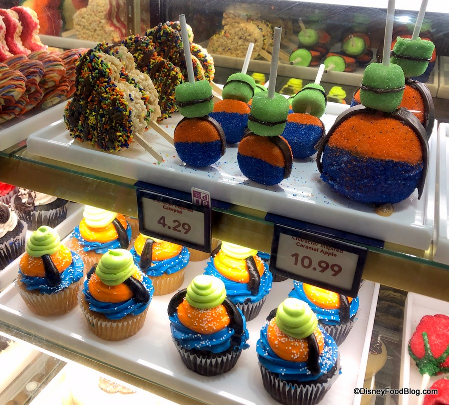 Treats For Goofy S Birthday And Patriotic Confections Available This Weekend In Disney Springs The Disney Food Blog
