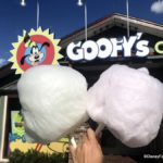 Review! ALL the NEW Gourmet Cotton Candy Flavors — Root Beer, Sweet Mesquite, and MORE — at Goofy's Candy Co. in Disney Springs!