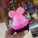Pics and Review! Imagination Pink Cupcake in Disney's Contemporary Resort
