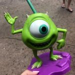 The Mike Wazowski Sipper in Animal Kingdom Has His Eye On You…