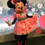 Minnie is Hosting a Garden Party for a Limited Time at the 2019 Epcot Flower and Garden Festival!