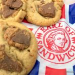 Fun Updates — Including Reese's Cookies! — Spotted at Earl of Sandwich in Disneyland!