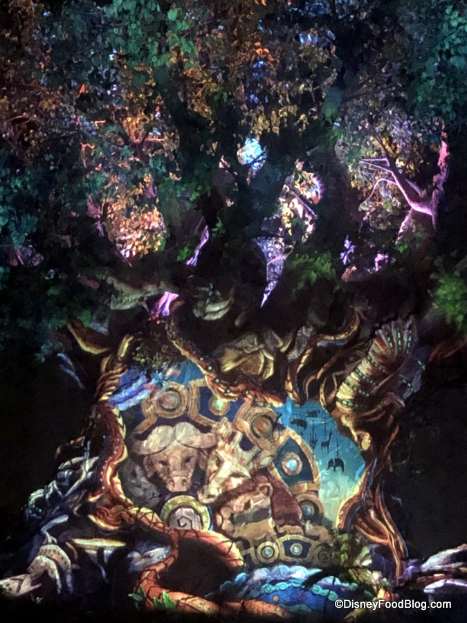 Rivers Of Light We Are One And The Lion King Tree Of Life Awakening Debut At Disney S Animal Kingdom The Disney Food Blog