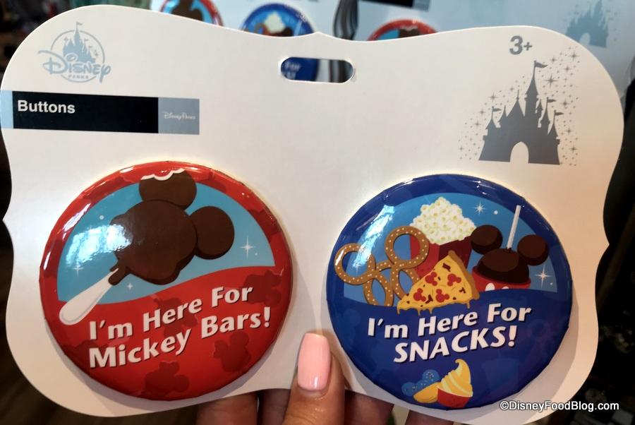 Mickey Snack Badge Disney Breakfast Pin Disney Trip Badge Mickey Waffle Button I Love Mickey Food a Waffle Lot Disney Park Button