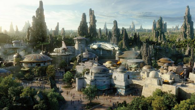 Disneyland hiring stormtroopers to work in Star Wars: Galaxy's Edge