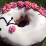 Giant Magical Unicorn Donut at Contemporary Grounds in Disney's Contemporary Resort