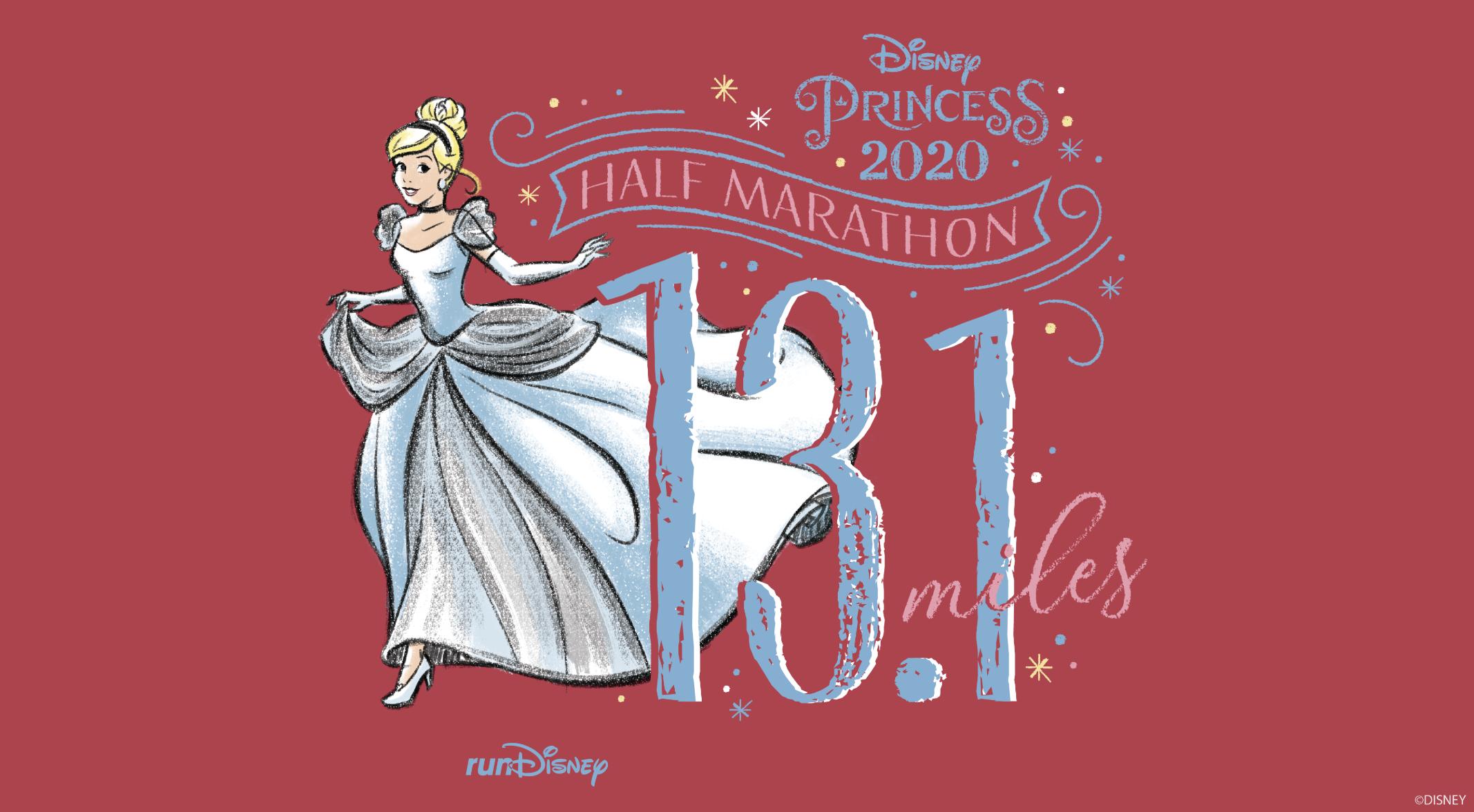 Half Marathon Schedule 2020 2020 Disney Princess Half Marathon Weekend Themes Revealed!