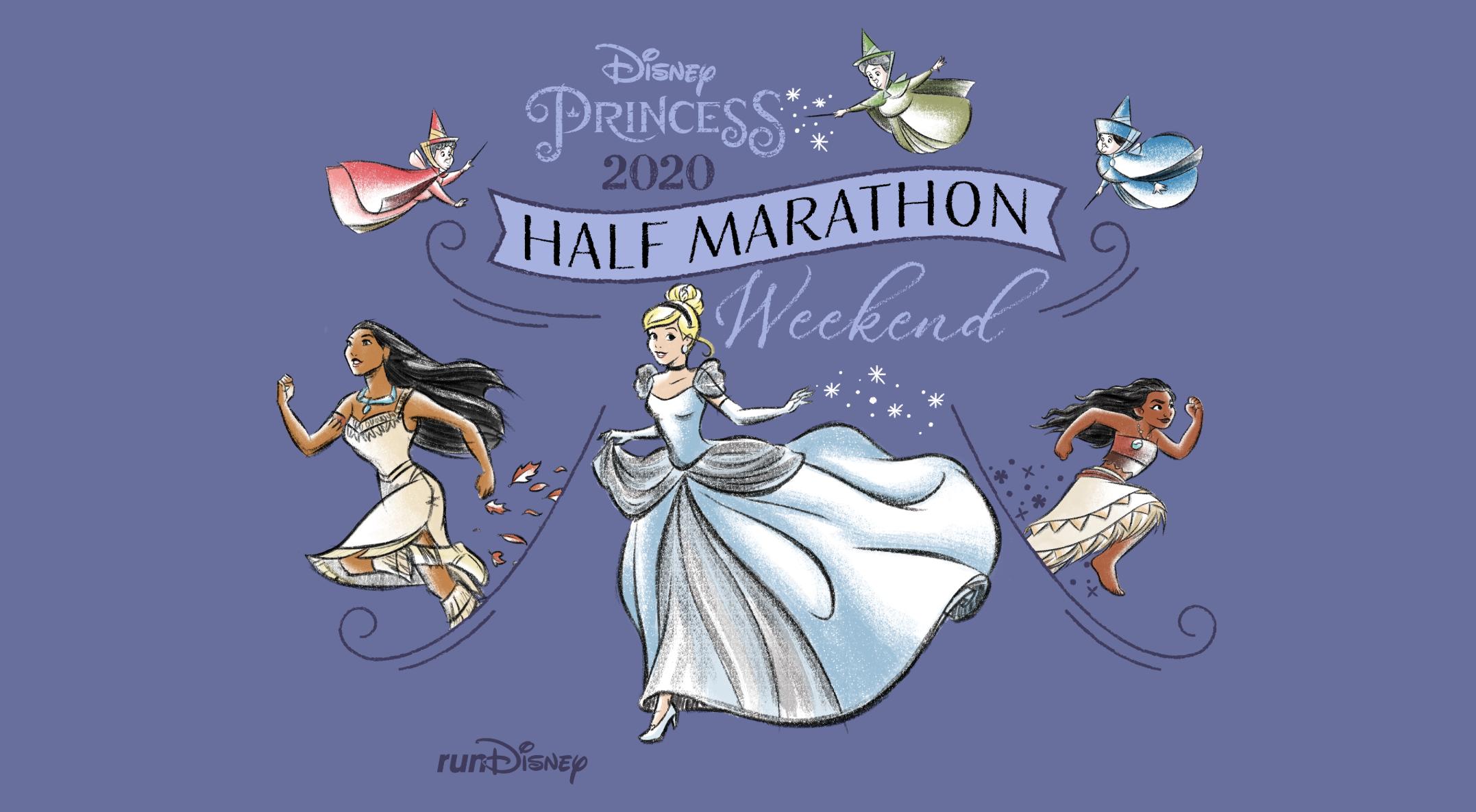 2020 Disney Princess Half Marathon Weekend The Disney Food Blog