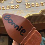 "Now ""There's COTTON CANDY In My Boot!"" With Bonnie's Boot Float in Disneyland"