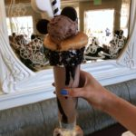 You WON'T BELIEVE the New Chocolate Extreme Shake at The Plaza Restaurant in Magic Kingdom!