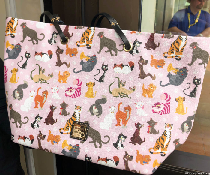 New Dooney Amp Bourke Cat Collection Spotted At Disney Springs