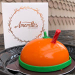 REVIEW: Flavors of Florida Blood Orange Mousse at Amorette's Patisserie in Disney Springs