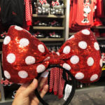 Check It Out! The New JUMBO Minnie Bow Headband Has Made Its Official Disney Debut!