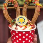 """""""Toy Story 4"""" Loop-de-Loop Sundae at The Golden Horseshoe in Disneyland: Flip or Flop?"""