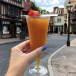 Review! A NEW Pimm's Slush Has Landed in Epcot!!