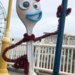 Perfect Forky Photo Opps Now In Disney World and Disneyland