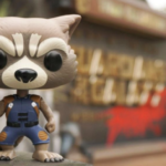 Rocket Raccoon Funko Pop! Coming to Disney Parks Soon