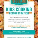 Grab Your Chef's Hat, Kids! Terralina Crafted Italian Announces Kids Cooking Class in Disney Springs
