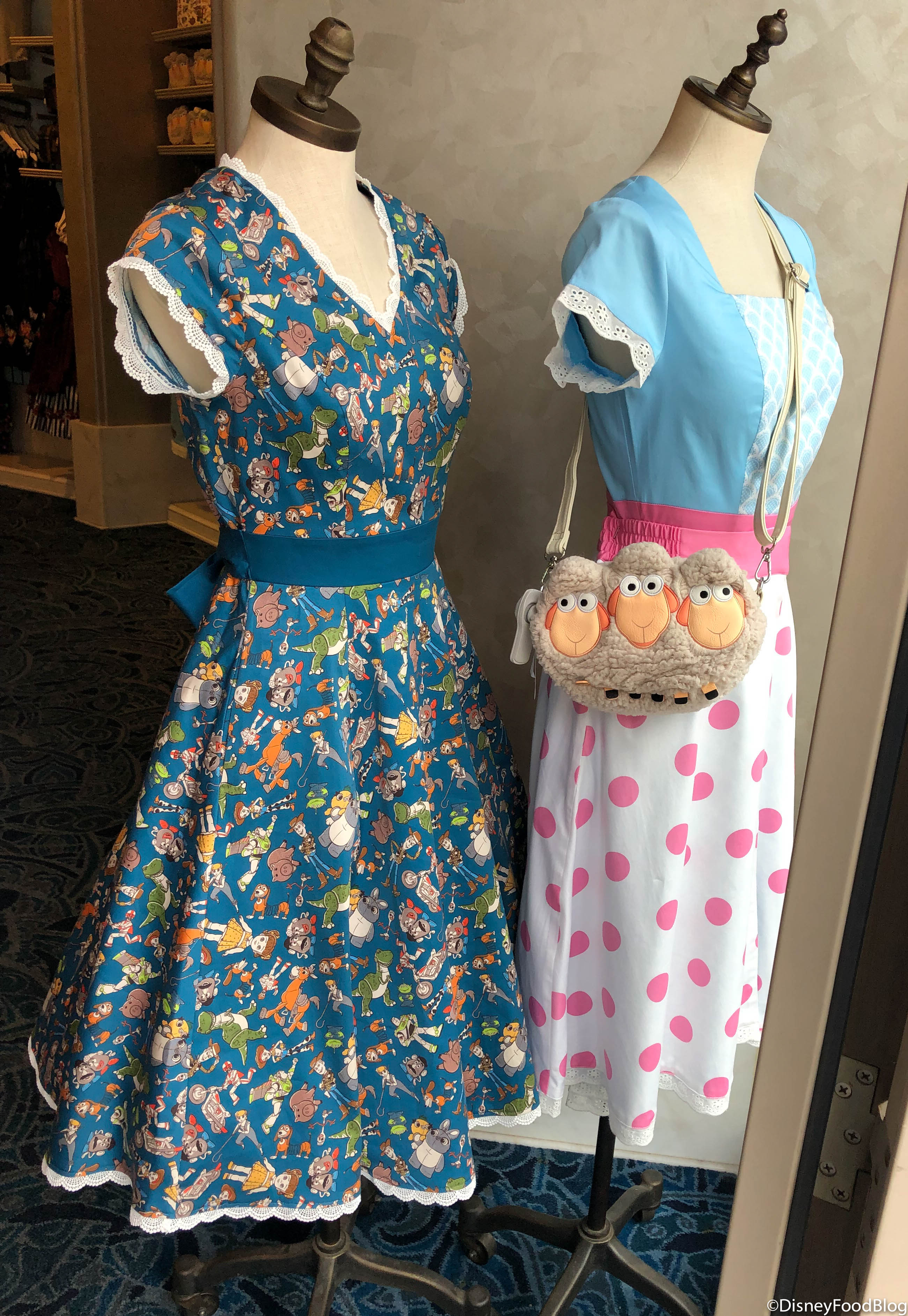 disney dress shop 2019