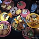 Breakfast and Lunch Review! We ate TWO Meals at Once at Tusker House in Disney's Animal Kingdom!