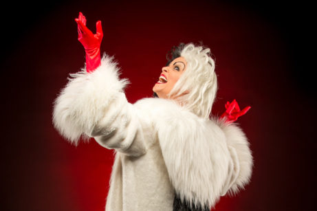 Cruella's Halloween Hide-a-Way Now Available for Booking for Mickey's Not-So-Scary Halloween Party