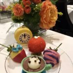 Afternoon Tea at Disneyland Hotel Turns Into A Very Merry Unbirthday Tea Party!