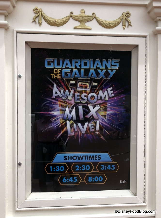 """Pics and Review! EATS for """"Guardians of the Galaxy — Awesome"""