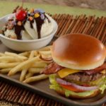 New Burgers and Sundaes Dinner Experience Coming to Animal Kingdom's Restaurantosaurus