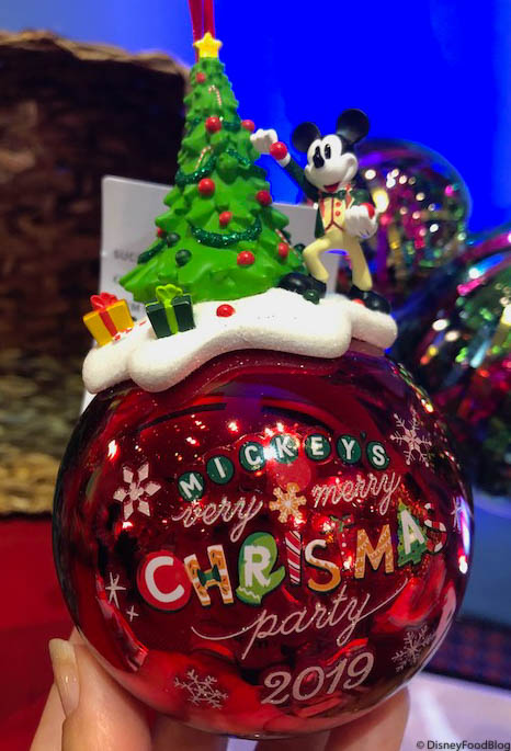 Mickeys Very Merry Christmas Party 2019 Tickets.Sneak Peek First Look At Walt Disney World S 2019 Holiday