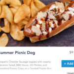 Hot Dog Alert: The Summer Picnic Dog has Arrived at Award Wieners in Disney California Adventure