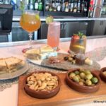 REVIEW! Tapas and Drinks at Disney World's NEW Barcelona Lounge!
