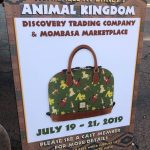 "SPOTTED: The Lion King Dooney & Bourke Collection Says ""Jambo!"" in Animal Kingdom!"