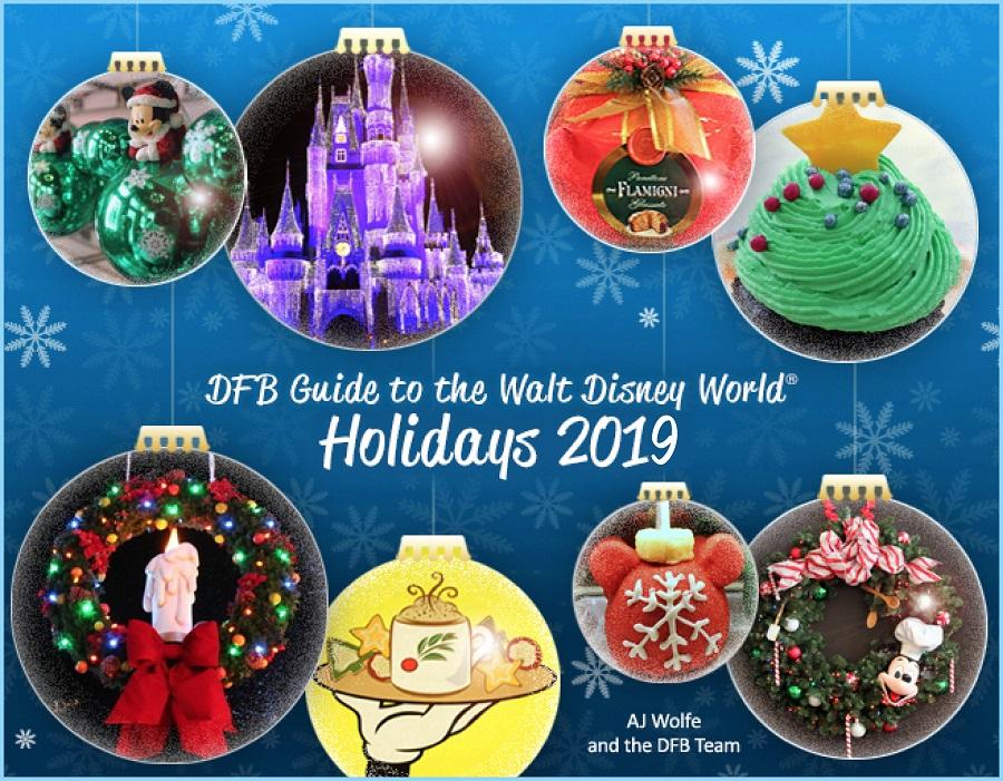 Christmas Menus At Walt Disney World 2020 Walt Disney World Holiday Dining and Events | the disney food blog