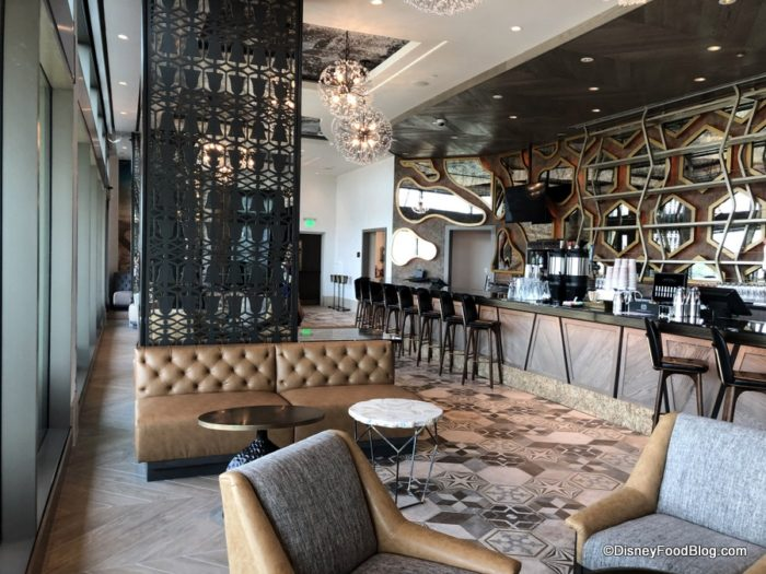 Review And Photo Tour The New Dahlia Lounge In Gran