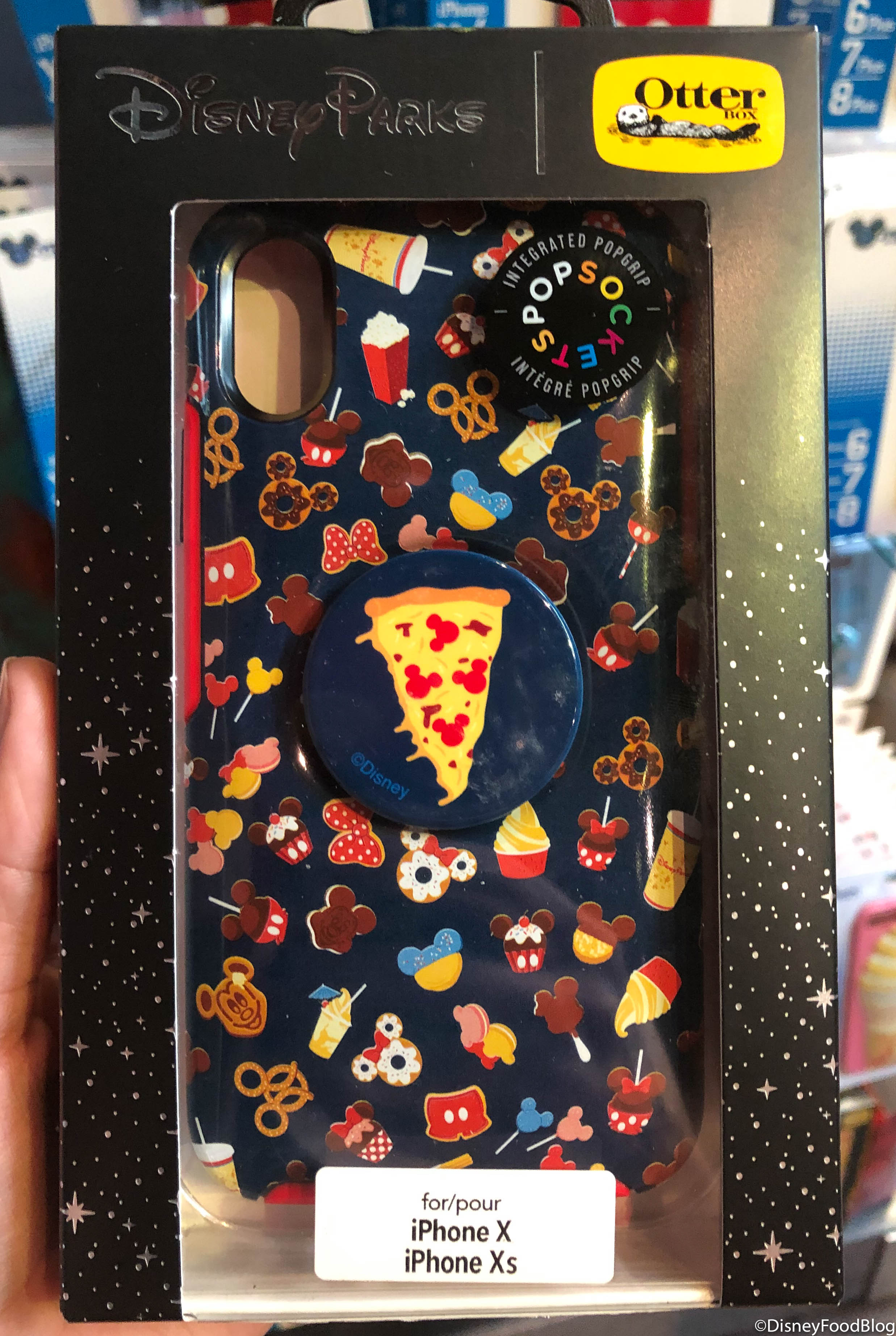 reputable site 166e6 d05b9 We're LOVING This Pop Socket Disney Snacks Phone Case Spotted in The ...