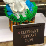 NEWS and REVIEW: The Elephant Cupcake Is Back in Disney's Animal Kingdom…But It's Got An AMAZING TWIST!