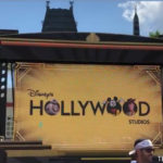 SPOTTED! Disney's Hollywood Studios' Brand New Logo In Use!