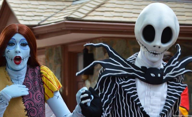 Halloween Jack Skellington Scary.New The Nightmare Before Christmas Ears Arrive In Disney World