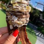 REVIEW: Coconut and Pineapple (!?!) Chocolate-Covered BACON in Disney World!