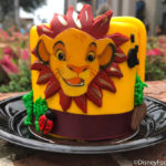 REVIEW: Join the Circle of Life with The Lion King Petit Cake in Disney Springs!