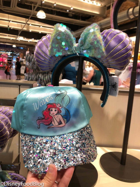 The New Mermaid Minnie Ears Are A Hit And Maybe Selling