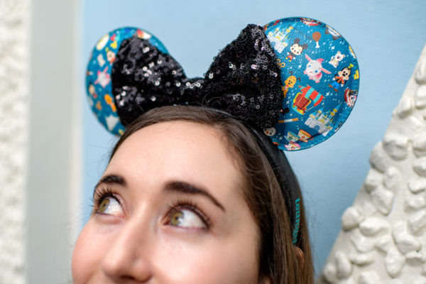 News! Disney Announces Release Date For Loungefly Designer Minnie Ears!