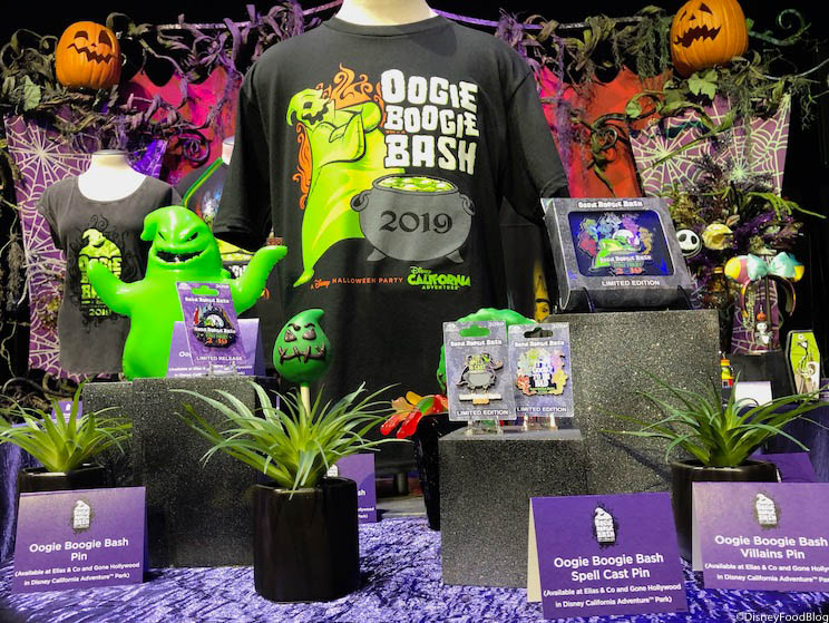 Oogie Boogie Halloween Party.First Look Disneyland Resort S New Oogie Boogie Bash