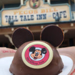 REVIEW! New SPICY Mickey Mini Dome Cake Debuts at Pecos Bill in Magic Kingdom!