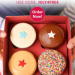 Score a FREE Cupcake at Sprinkles Cupcake Locations on the Fourth of July! Here's HOW!