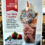 The Web Crawler Shake Spins Into Vivoli il Gelato in Disney Springs!