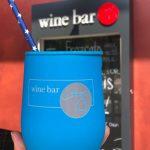 NEW! Blue Corkcicle at Wine Bar George in Disney Springs